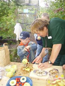 Community Orchard 2006