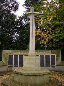 Medlock Valley Philips Park Cemetery