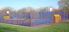 Philips Park 5-a-side pitch