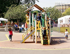 Childrens playarea